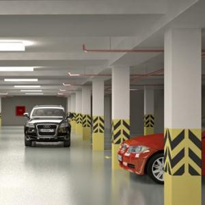 Автостоянки, паркинги Уяра
