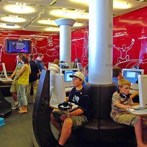Интернет-кафе Уяра