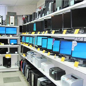 Компьютерные магазины Уяра