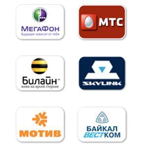 Операторы сотовой связи Уяра