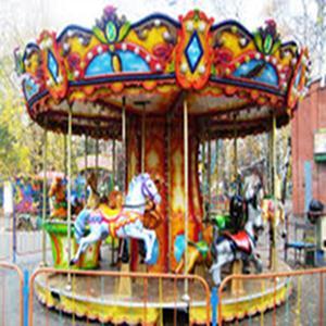 Парки культуры и отдыха Уяра