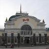 Железнодорожные вокзалы в Уяре