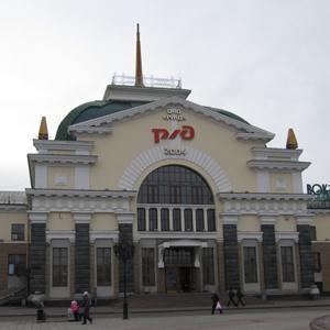 Железнодорожные вокзалы Уяра